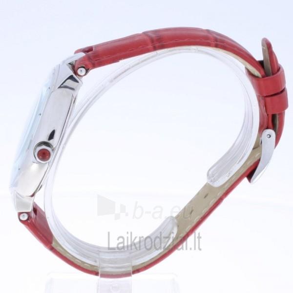 Moteriškas laikrodis Romanson HL5141M W RED Paveikslėlis 3 iš 7 30069508358