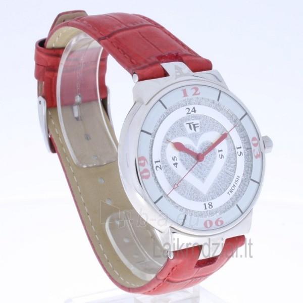 Moteriškas laikrodis Romanson HL5141M W RED Paveikslėlis 6 iš 7 30069508358