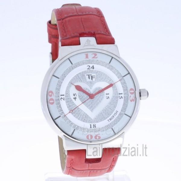 Moteriškas laikrodis Romanson HL5141M W RED Paveikslėlis 7 iš 7 30069508358