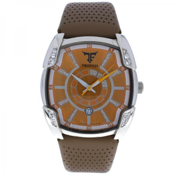 Moteriškas laikrodis Romanson HL6124QMWBR Paveikslėlis 1 iš 2 30069509622