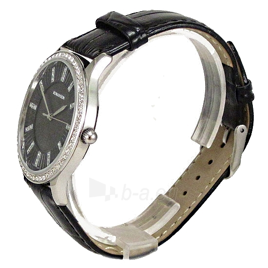 Moteriškas laikrodis Romanson RL0384T LW BK Paveikslėlis 2 iš 4 30069508370