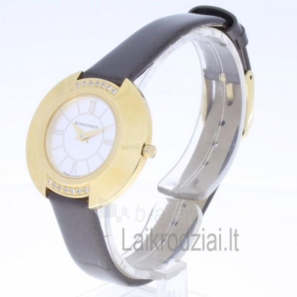 Moteriškas laikrodis Romanson RL1267 QL GWH Paveikslėlis 2 iš 7 30069508372