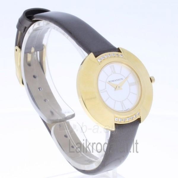 Moteriškas laikrodis Romanson RL1267 QL GWH Paveikslėlis 6 iš 7 30069508372