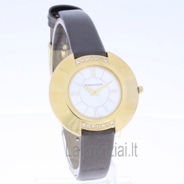 Moteriškas laikrodis Romanson RL1267 QL GWH Paveikslėlis 7 iš 7 30069508372