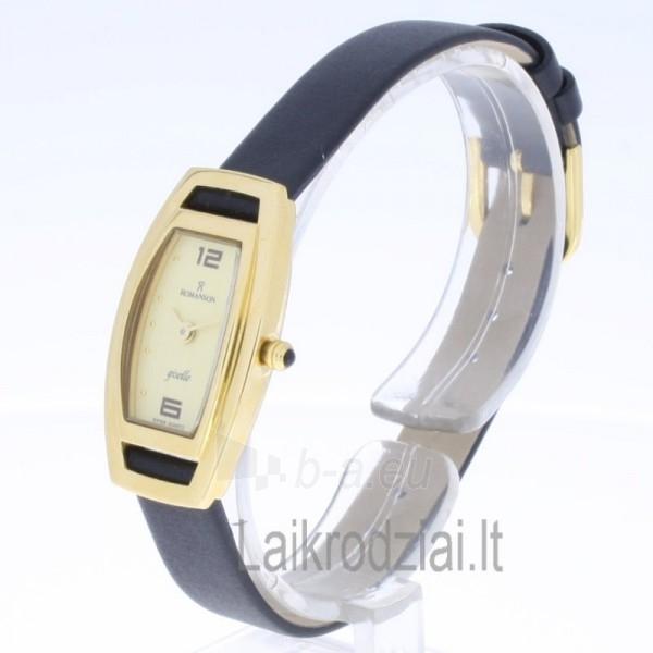 Moteriškas laikrodis Romanson RL2142 LG GD Paveikslėlis 2 iš 7 30069508373