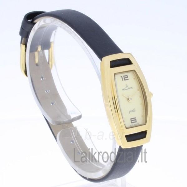 Moteriškas laikrodis Romanson RL2142 LG GD Paveikslėlis 6 iš 7 30069508373