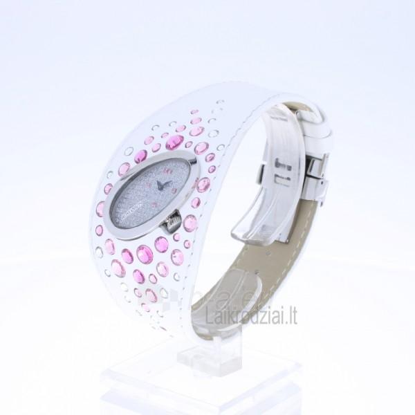 Moteriškas laikrodis Romanson RL6106T LW GR Paveikslėlis 3 iš 8 30069508378