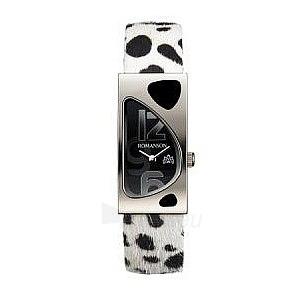 Moteriškas laikrodis Romanson RL6142 LW BK Paveikslėlis 1 iš 2 30069508380