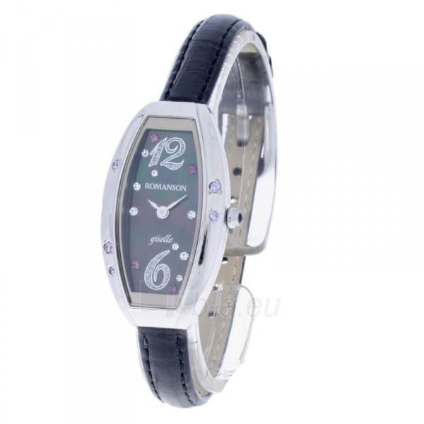 Moteriškas laikrodis Romanson RL6146Q LW GREEN Paveikslėlis 1 iš 8 30069508381