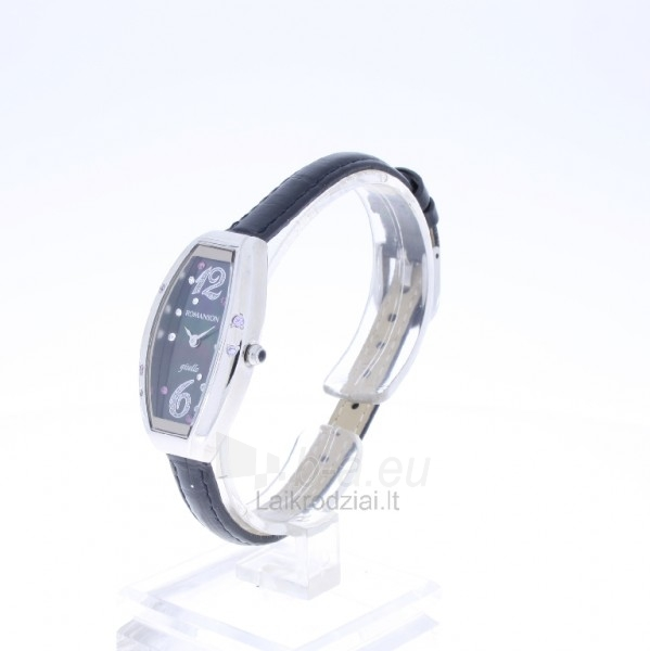 Moteriškas laikrodis Romanson RL6146Q LW GREEN Paveikslėlis 3 iš 8 30069508381