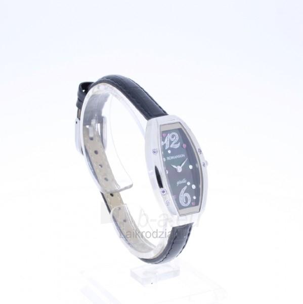 Moteriškas laikrodis Romanson RL6146Q LW GREEN Paveikslėlis 7 iš 8 30069508381