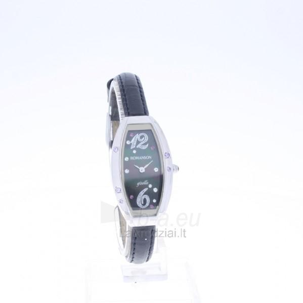 Moteriškas laikrodis Romanson RL6146Q LW GREEN Paveikslėlis 8 iš 8 30069508381