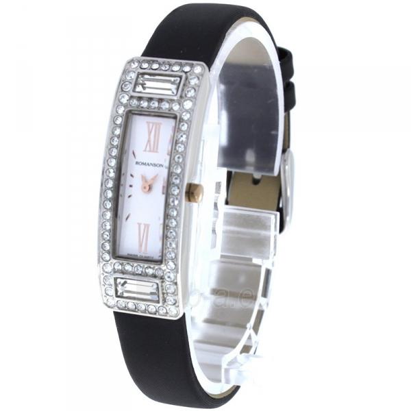 Moteriškas laikrodis Romanson RL7244T LJ WH Paveikslėlis 2 iš 2 30069509632