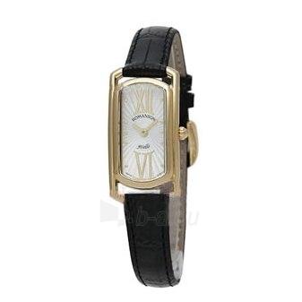 Moteriškas laikrodis Romanson RL7281 LG WH Paveikslėlis 1 iš 2 30069508389