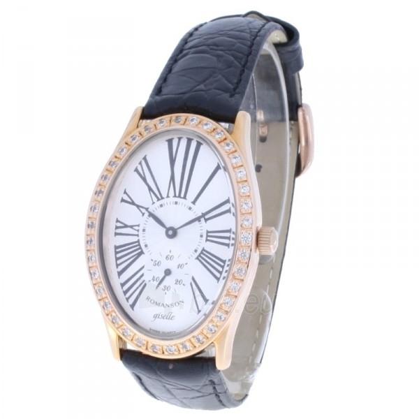 Moteriškas laikrodis Romanson RL8216 QL RWH Paveikslėlis 1 iš 7 30069508392