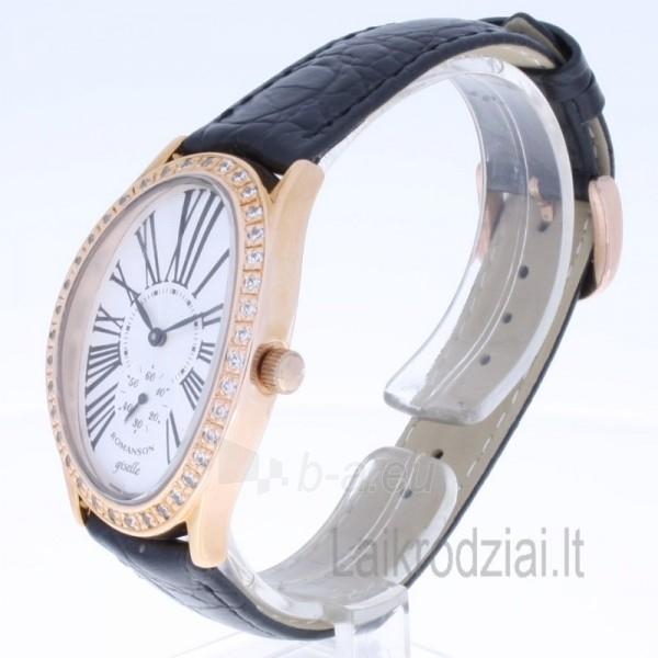 Moteriškas laikrodis Romanson RL8216 QL RWH Paveikslėlis 2 iš 7 30069508392