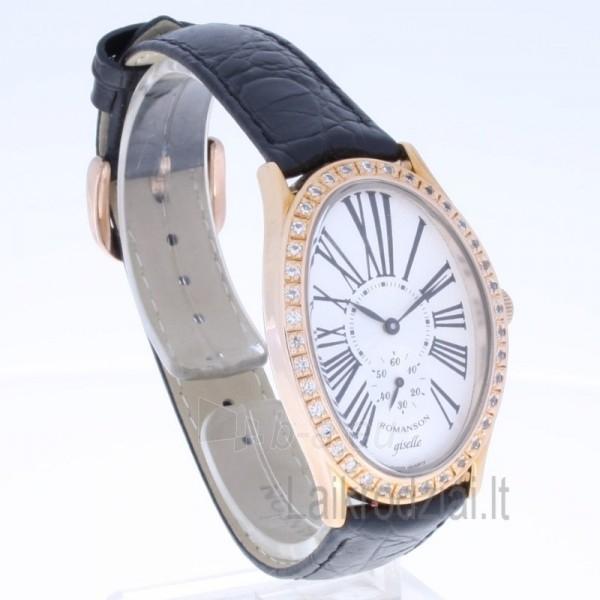 Moteriškas laikrodis Romanson RL8216 QL RWH Paveikslėlis 6 iš 7 30069508392