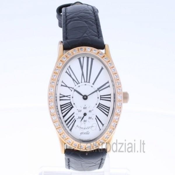 Moteriškas laikrodis Romanson RL8216 QL RWH Paveikslėlis 7 iš 7 30069508392