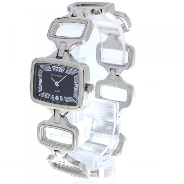 Women's watches Romanson RM0346 LW BK Paveikslėlis 2 iš 2 30069509633