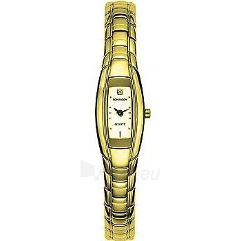 Moteriškas laikrodis Romanson RM1123C LG GD Paveikslėlis 1 iš 2 30069509635