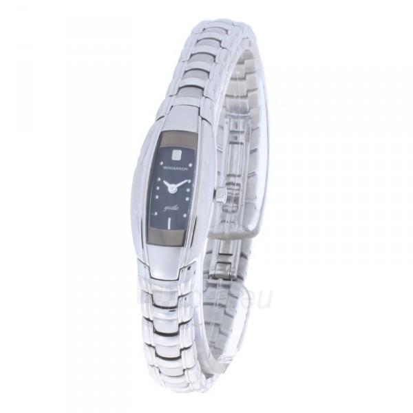Moteriškas laikrodis Romanson RM1123C LW BK Paveikslėlis 1 iš 8 30069508407