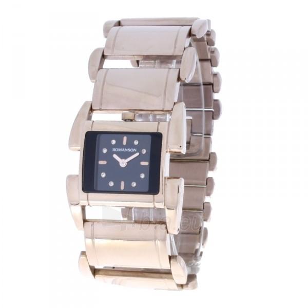 Women's watch Romanson RM1201 LR BK Paveikslėlis 1 iš 7 30069506192
