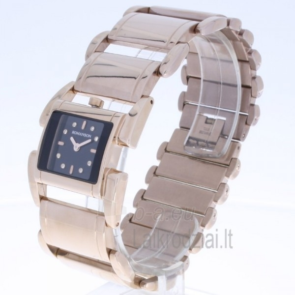 Women's watch Romanson RM1201 LR BK Paveikslėlis 2 iš 7 30069506192