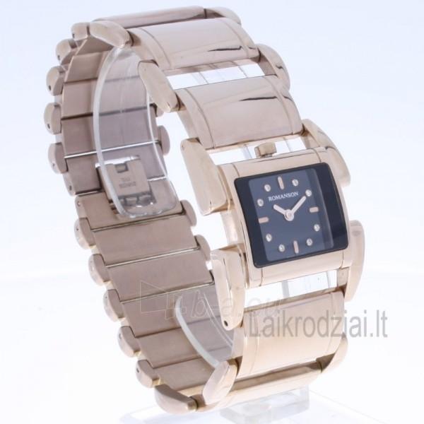 Women's watch Romanson RM1201 LR BK Paveikslėlis 6 iš 7 30069506192