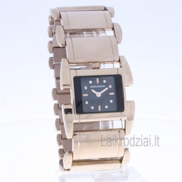 Women's watch Romanson RM1201 LR BK Paveikslėlis 7 iš 7 30069506192