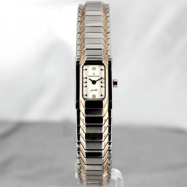 Women's watch Romanson RM3520 LJ WH Paveikslėlis 3 iš 7 30069506198