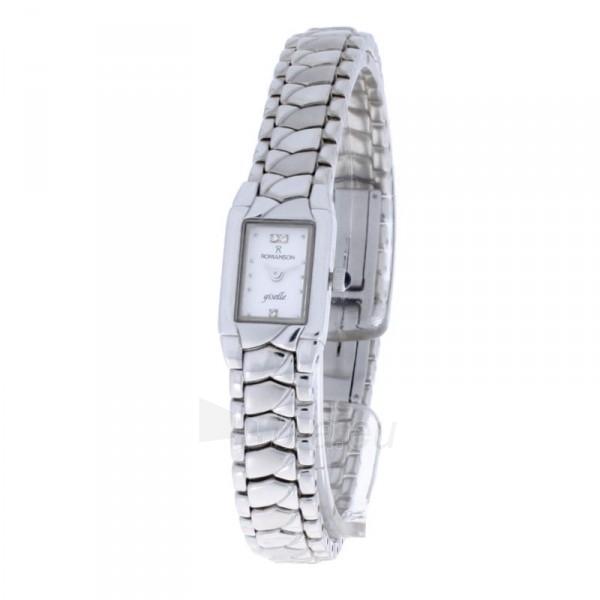 Moteriškas laikrodis Romanson RM3522 LW WH Paveikslėlis 1 iš 8 30069506200