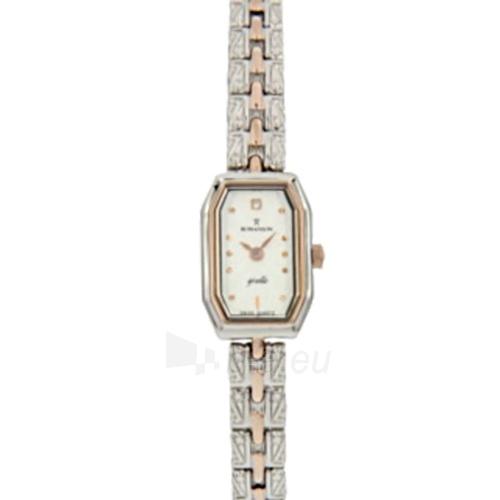 Moteriškas laikrodis Romanson RM7104 LJ WH Paveikslėlis 1 iš 2 30069506215
