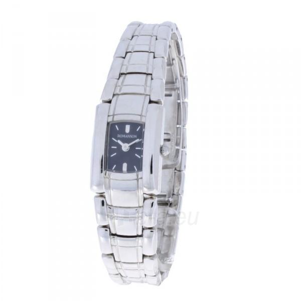 Moteriškas laikrodis Romanson RM7240 LW BK Paveikslėlis 1 iš 8 30069506220