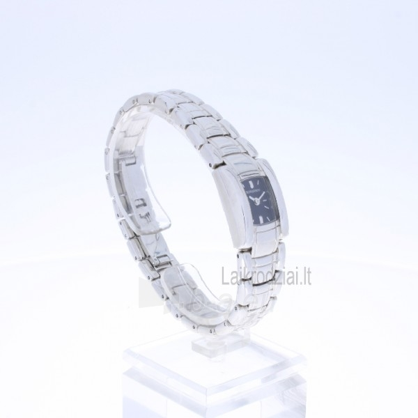 Moteriškas laikrodis Romanson RM7240 LW BK Paveikslėlis 7 iš 8 30069506220