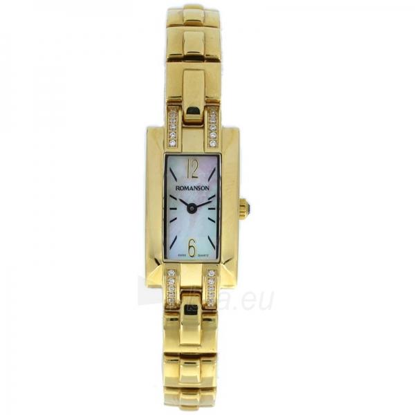 Sieviešu pulkstenis Romanson RM8274Q LG WH Paveikslėlis 1 iš 2 30069509646