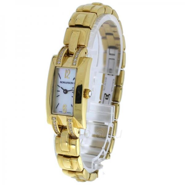 Sieviešu pulkstenis Romanson RM8274Q LG WH Paveikslėlis 2 iš 2 30069509646