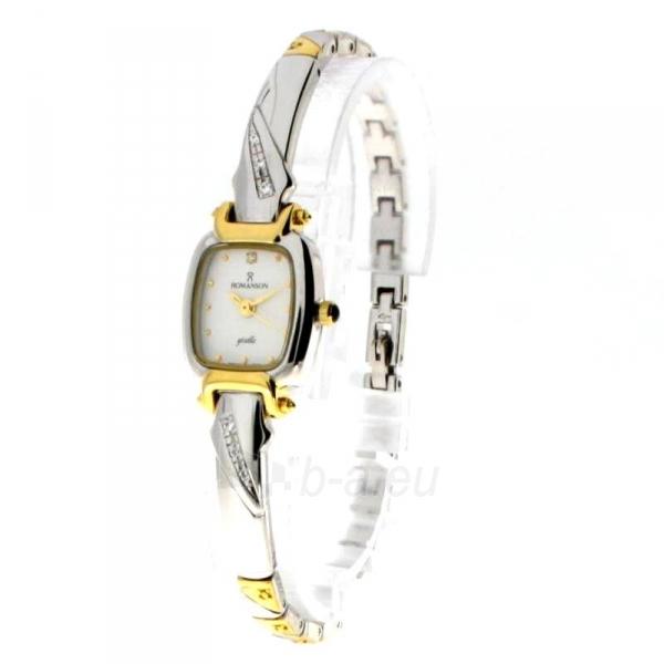 Moteriškas laikrodis Romanson RM9168LCWH Paveikslėlis 5 iš 8 310820105120