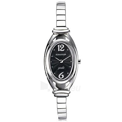 Moteriškas laikrodis Romanson RM9223 LW BK Paveikslėlis 1 iš 2 30069506231