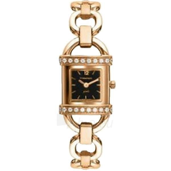 Moteriškas laikrodis Romanson RM9236Q LR BK Paveikslėlis 1 iš 2 30069506232