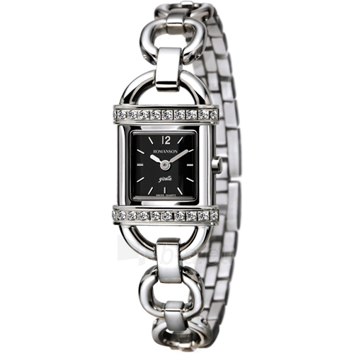 Women's watch Romanson RM9236Q LW BK Paveikslėlis 1 iš 2 30069506233