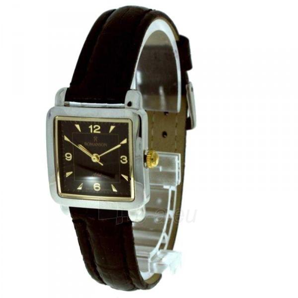 Moteriškas laikrodis Romanson TL1579 CL BK Paveikslėlis 1 iš 8 30069506240
