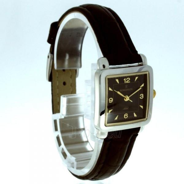 Women's watch Romanson TL1579 CL BK Paveikslėlis 7 iš 8 30069506240