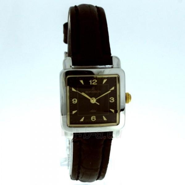 Moteriškas laikrodis Romanson TL1579 CL BK Paveikslėlis 8 iš 8 30069506240