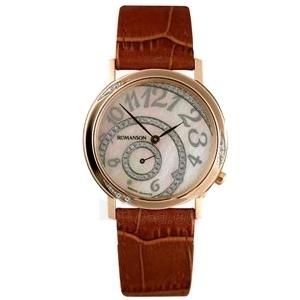 Moteriškas laikrodis Romanson TL6155 CL RIV Paveikslėlis 1 iš 2 30069506242