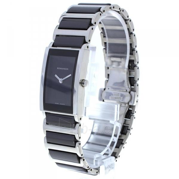 Sieviešu pulkstenis Romanson TM8251LWBK Paveikslėlis 2 iš 2 30069509656