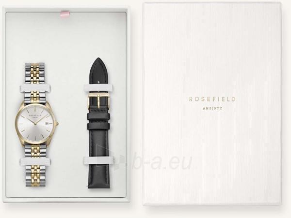 Sieviešu pulkstenis Rosefield Dárková sada The Ace Silver Sunray Gold ASGBG-X239 Paveikslėlis 1 iš 4 310820204587