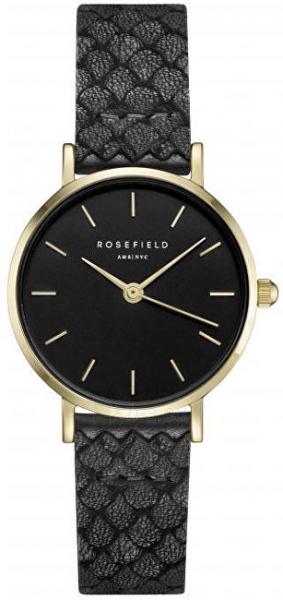 Women's watches Rosefield The Small Edit Black & Black Gold Paveikslėlis 1 iš 3 310820133572