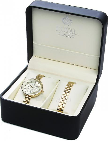 Moteriškas laikrodis Royal London 21333-05 Paveikslėlis 1 iš 9 310820027954