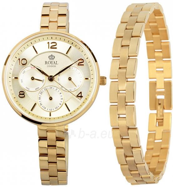 Moteriškas laikrodis Royal London 21333-05 Paveikslėlis 9 iš 9 310820027954