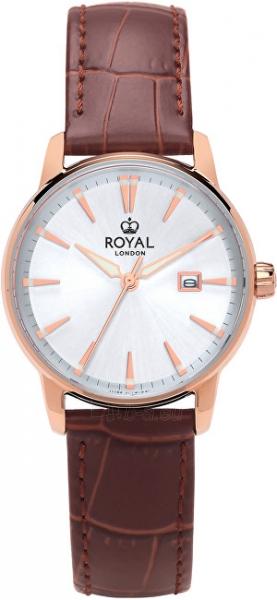 Moteriškas laikrodis Royal London 21401-03 Paveikslėlis 1 iš 1 310820177796